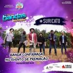 Show Suricato e campeã Minas Music