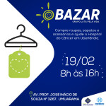 Bazar do Hospital do Câncer
