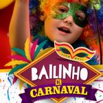 Bailinho de Carnaval Uberlândia Shopping